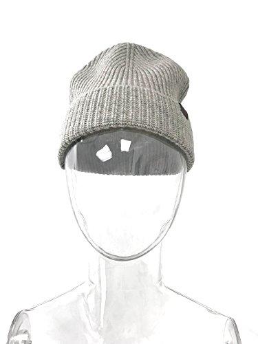 Sombrero Mantener y Hombre Caliente Mujer De Gorro Cotton de Punto Moda Rich Grey para Heather XwRT8vwB