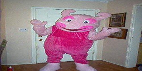 Uniqua Mascot Costume (Mascot Costume Rentals)
