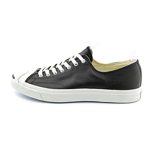 Jack Purcell Noir / Blanc Chaussure en cuir Top (1S962), EUR: 46.5, Black/White