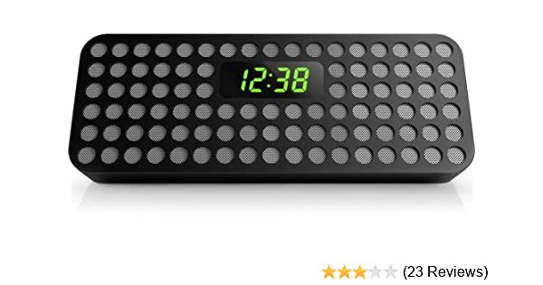 Philips Bluetooth Wireless Speaker with Clock Display SBT310 In stock fast Ship