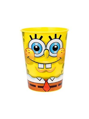 SpongeBob Squarepants Classic 17 oz. Stadium Cups 12 Pack