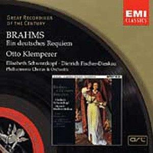 Brahms: Ein Deutsches Requiem (Great Recordings of the Century) by EMI Classics