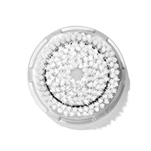 Clarisonic Luxe Cashmere Facial Cleansing Brush Head Replacement | Hydrating Face Brush for Dry, Dehydrated Skin| Suitable for Sensitive Skin