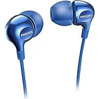 Philips SHE3700BL/00 Fone de Ouvido Intra-Auricular, Azul