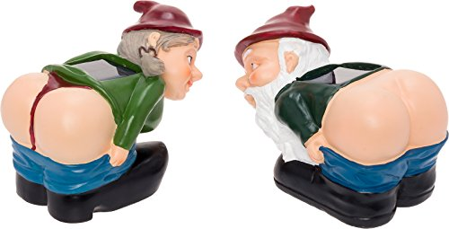 Light Up Garden Gnomes