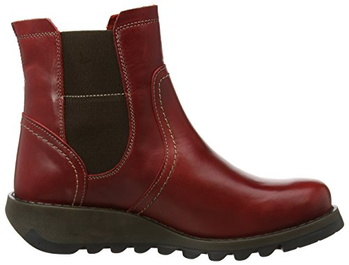 Chelsea Red Red Fly Women's Boots tex London Gore Scon058fly qXPXwvHx