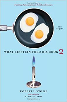 What einstein told his cook 2 the sequel further adventures in what einstein told his cook 2 the sequel further adventures in kitchen science livros na amazon brasil 9780393058697 fandeluxe Gallery