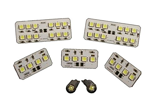 Putco 980001 Premium LED Dome Light Kit for Escalade ESV/Suburban/Yukon XL