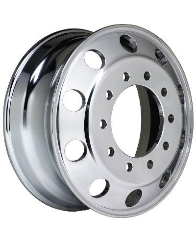 Accuride Ultra Finish Aluminum 22.5'' x 8.25'' Wheel (41644XP) Peterbilt Kenworth - TRP Brand by Accuride (Image #1)