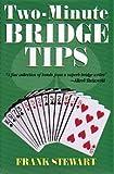 Two Minute Bridge Tips, Frank Stewart, 0517123185