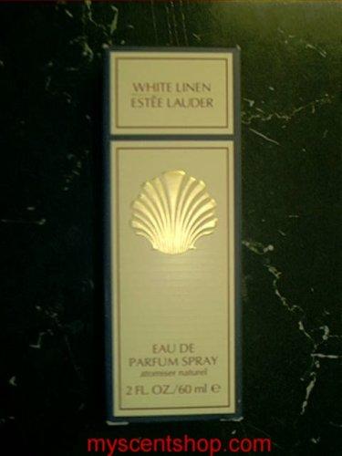 Estee Lauder White Linen Womens Perfume 2 oz 60 ml EDP eau de parfum Spray