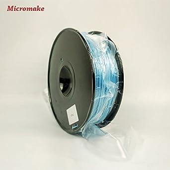 Micromake materiales pla 1.75mm filamento impresora 3d de alta ...