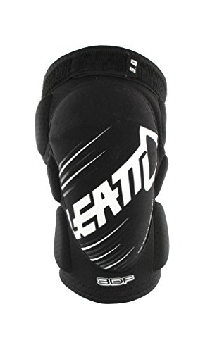 Leatt 3DF 5.0 Knee Guard (Black, ()
