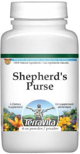 Shepherd's Purse Powder (4 oz, ZIN: 511590)