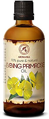 Aceite de Onagra 100ml - Oenothera Biennis - Evening Primrose Oil ...