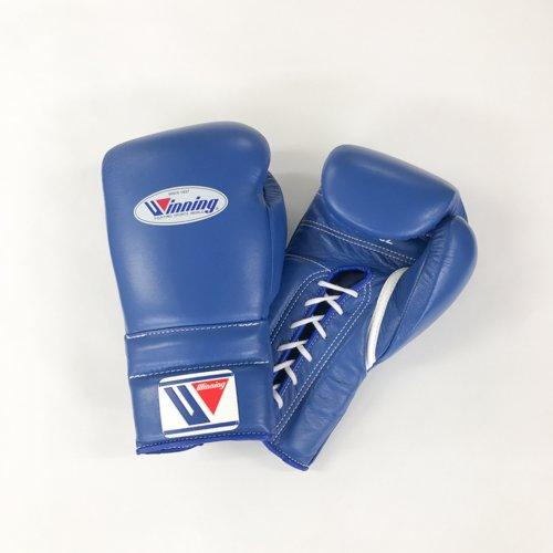 Winningトレーニングボクシンググローブ12oz B00CU652CI ブルー