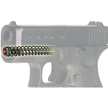 Amazon Com Guide Rod Laser Red For Use On Glock 26 27 33 Gen 1