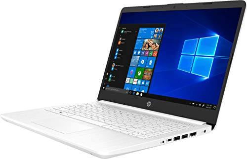 "HP Stream 14"" Laptop, Intel Celeron N4020, 4GB Memory, 64GB eMMC Windows 10S Mode with Office 365 Personal for One Year(Google Classroom or Zoom Compatible) Bundled with TSBEAU 128 GB Micro SD Card"
