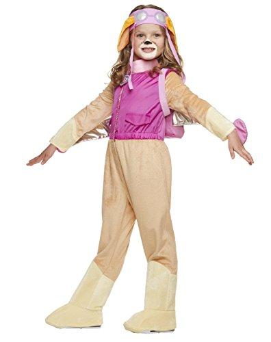 Toddler Jumpsuit Skye Costume