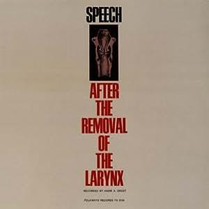 Speech After the Larynx