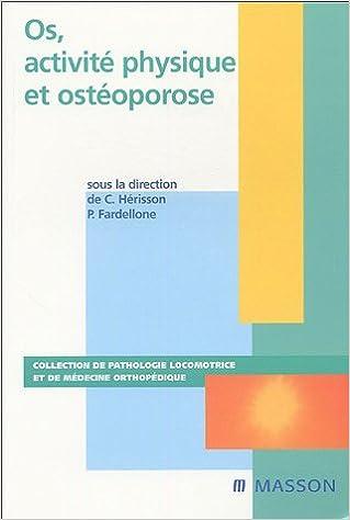 Livre Os, activités physique et ostéoporose: SIMON 2005 epub, pdf