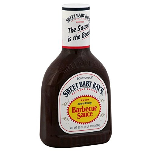 Sweet Baby Ray's Original Barbecue Sauce, 28-Ounce ( Case of 12 (Sweet Baby Ray's Bbq Sauce Recipe)