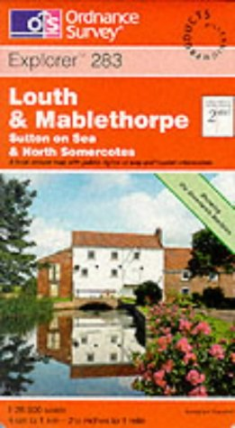 Read Online Louth and Mablethorpe (Explorer Maps) PDF