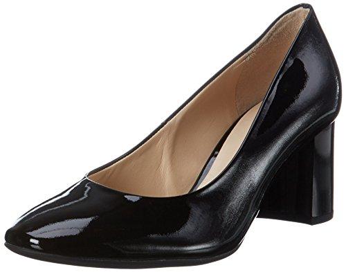 Negro 3 Högl Para Tacón De 5004 Mujer schwarz 18 100 Zapatos