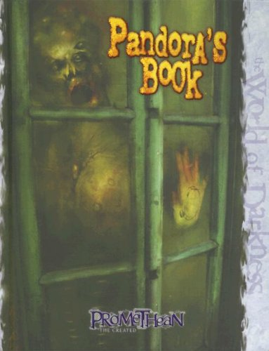 Promethean Pandoras Book
