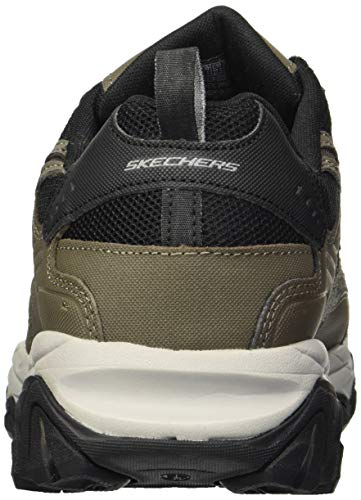 Fit Wonted Braun Herren Skechers M Afterburn aqxfxE1