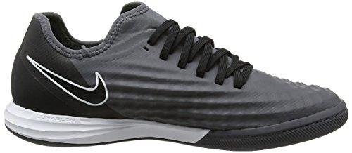 Nike Magistax Finale II IC, Scarpe da Calcio Uomo Grigio (Dark Grey/Black-white-volt-white)