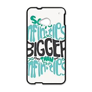 HGKDL Some Bigger Cell Phone Cell Phone Case for HTC One M7