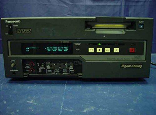 PANASONIC DVCPRO AJ-D650P DIGITAL VIDEO PLAYER RECORDER by Panasonic