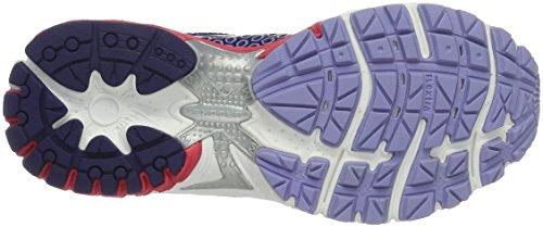 Mujer Brooks Vapor 3 para Colores Varios de Zapatillas Entrenamiento Rot Blau rrYdwBq