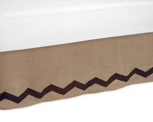 Sweet Jojo Designs Dinosaur Bed Skirt for Toddler Bedding Sets by Sweet Jojo Designs
