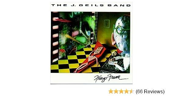 J. Geils Band - Freeze Frame - Amazon.com Music