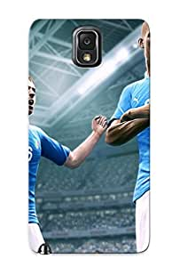 Crazinesswith Hot Tpye Pro Evolution Soccer 2014 Case Cover For Galaxy Note 3 For Christmas Day's Gifts