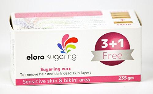 Elora sugaring removal bikini sensitive