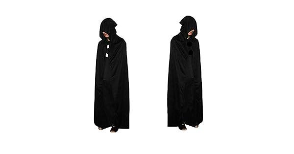 Amazon.com: BESTOYARD - Disfraz de Halloween con capucha ...