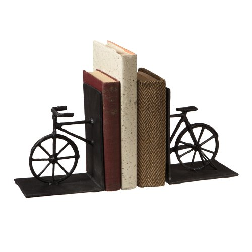 Midwest-CBK Vintage Bicycle Bookend (Bike Bookends)