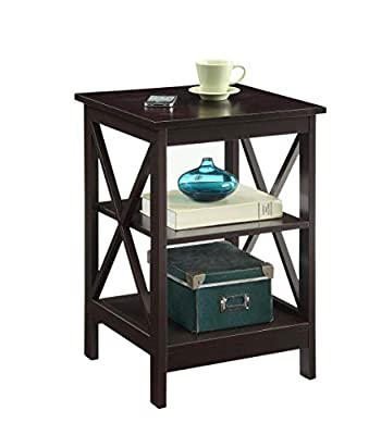 Convenience Concepts Oxford End Table by Convenience Concepts