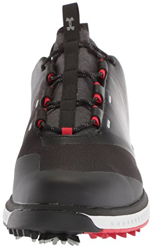 Under Armour Mens Tempo Sport 2 Nero (001) / Rosso