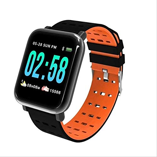 GGOII Reloj Inteligente K9 Smartwatch Mujeres Hombres Sport ...