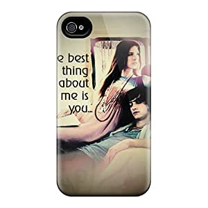 MeSusges Fashion Protective Love Case Cover For Iphone 4/4s
