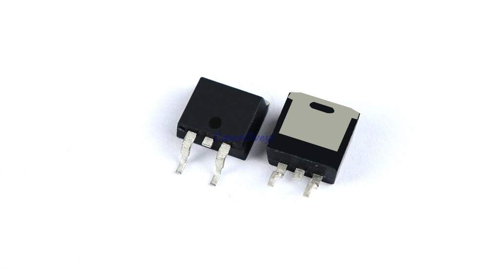 10pcs//lot DG301 LCD SMD MOSFET TO-263 in Stock