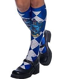 Rubie's Harry Potter Costume Socks, Ravenclaw, Adult
