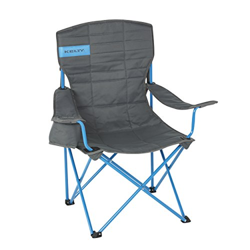 Kelty Essential Camp Chair - Smoke/Paradise ()