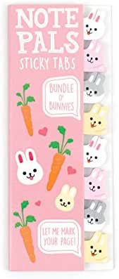 OOLY, Note Pals Sticky Tabs, Bundle O Bunnies (121-016)