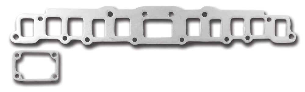 Remflex 10-003 Exhaust Gasket for Jeep/AMC 232/258 Engine, (Set of 2)