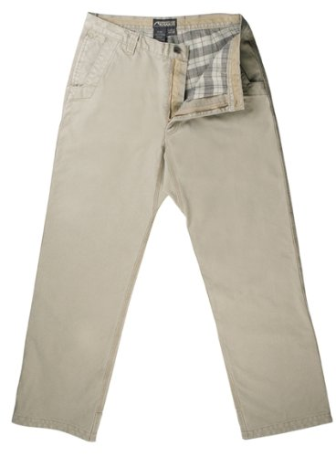 Mountain Khakis Men's Flannel Original Mountain Pant Relaxed Fit, Freestone, 32x34